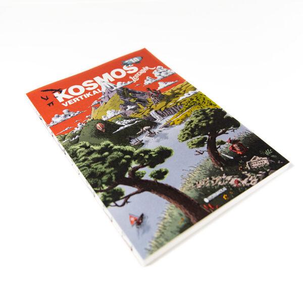 Cover Kosmos 10